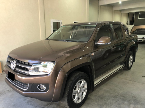 Vw Amarok Highline 4x4 Manual
