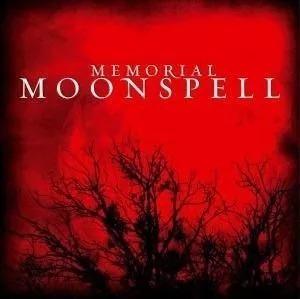 Cd Raro Único Memorial Moonspell - Frete 10,00