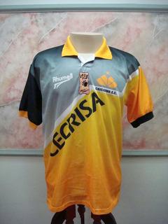 Camisa Futebol Criciuma Sc Rhumell Comemorativa Antiga 2605