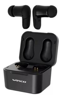 Auriculares In Ear Bluetooth Inalambricos Manos Libres Winco
