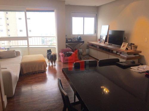 Apartamento À Venda, 70 M² Por R$ 680.000,00 - Ipiranga - São Paulo/sp - Ap0325