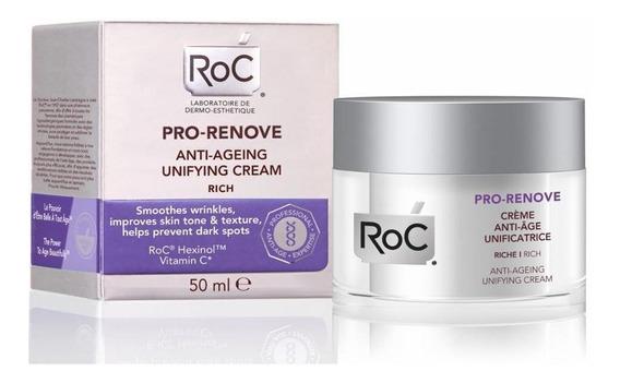 Creme Anti-idade Uniformizador Roc Pro-renove 50ml