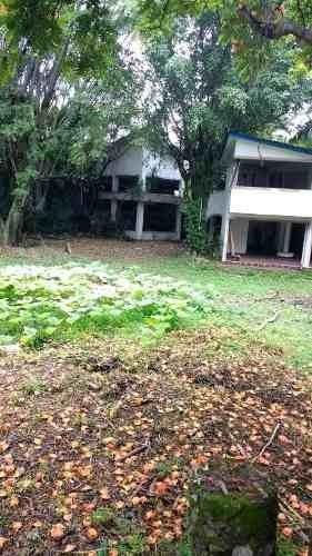Casa Sola En Amatitlán, Cuernavaca, Morelos Ine-437-cs