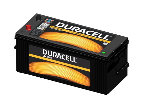 Bateria Para Carro Automovel Duracell 180 Amperes Dufs180mvd