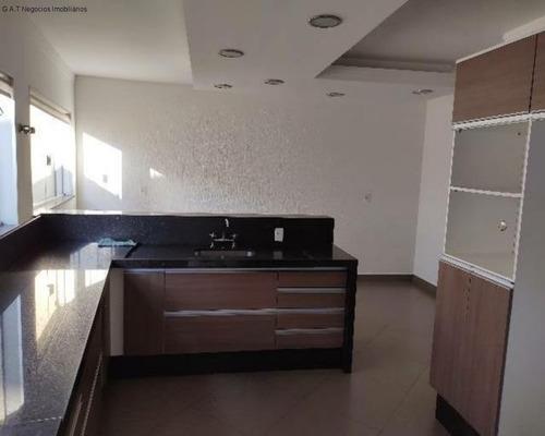 Imagem 1 de 19 de Casa À Venda No Jardim Paulistano - Sorocaba/sp - Ca10763 - 67745729