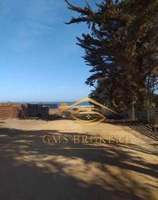 Último Terrenos Orilla De Playa, Primera Linea En Loteo Con Bonitas Casas