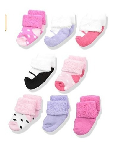 Calcetines De Bebé Luvable Friends Unisex Estilo 25 Pps