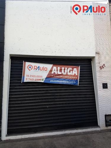 Salao Comercial - Pauliceia - Ref: 5018 - L-5018