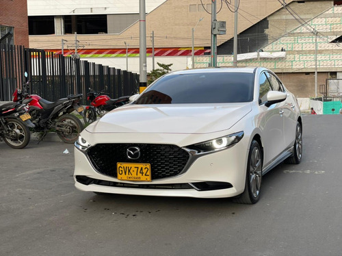 Mazda 3 Grand Touring Lx 2.5 At