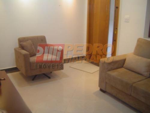 Casa Terrea No Bairro Jardim Cambui Em Santo Andre Com 03 Dormitorios - V-21472