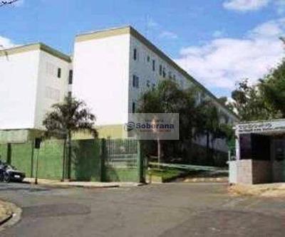 Apartamento Com 2 Dormitórios À Venda, 50 M² Por R$ 136.960 - Vila Padre Manoel De Nóbrega - Campinas/sp - Ap5376