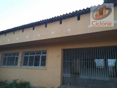 Casa Com 2 Dormitórios À Venda, 150 M² Por R$ 200.000 - Praia Do Sonho - Itanhaém/sp - Ca0615