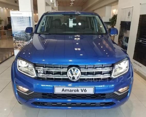Nueva Amarok V6 0km Highline Volkswagen 2020 Vw 258cv At C15