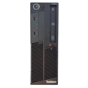 Pc Cpu Lenovo M90p Intel Core I5 4gb Ddr3 Hd 320gb Dvd Wifi