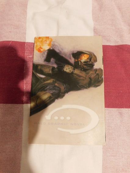 Halo Graphic Novel Panini