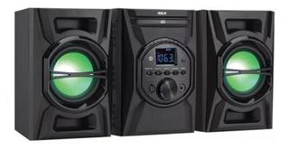 Mini Componente Rca Con Bluetooth Cd Potencia 110w Potencia!