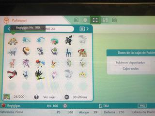 Pokemon Home Shiny Pokedex Completa Generacion De 1 A 7 6ivs