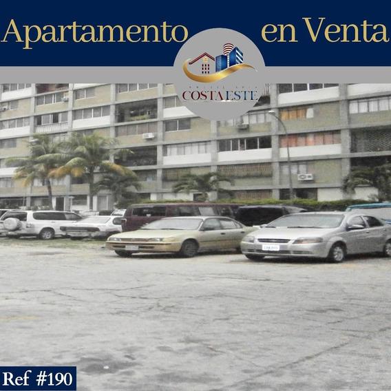 Ref 190 Venta De Apartamento En Maiquetía