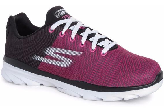 Zapatillas Skechers Go Fit Tr Caminata Memory Foam Mujer