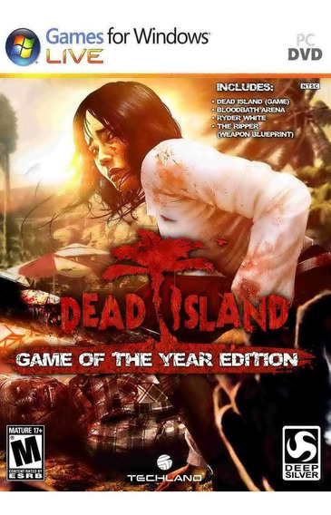 Dead Island Game Of The Year Edition Pc Original !!