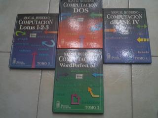 Computación Manual Moderno