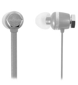 Fone In-ear Koss Ruk 30 S Cinza + Nf E Garantia