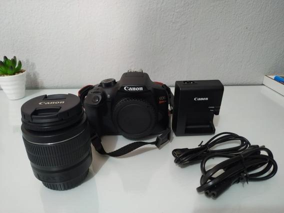 Câmera Canon Rebel T6 Kit Com 18-55m