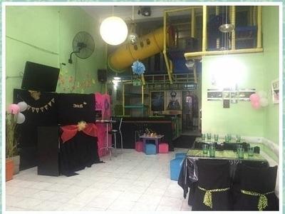 Salón De Fiestas Infantiles Con Pelotero, Teens Y Adultos