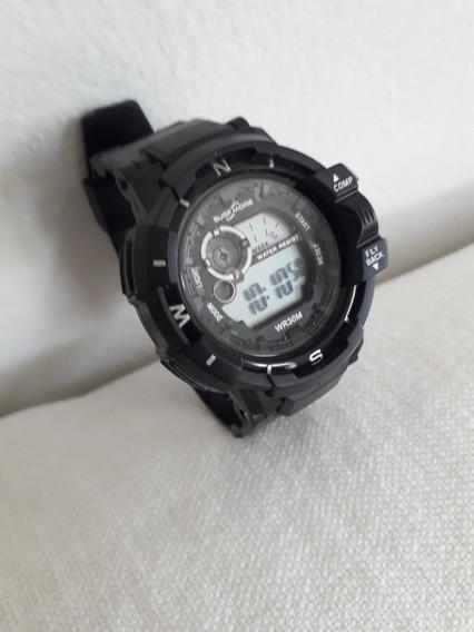 Relógio Masculino Digital Esporte Importado Barato Top