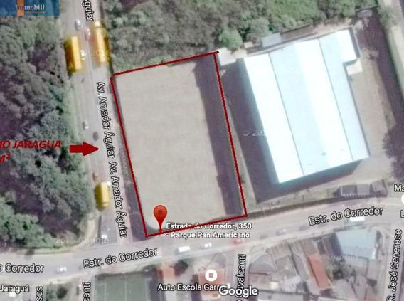 Terreno De Esquina Todo Plano Cantareira Norte Shopping - Pc92609