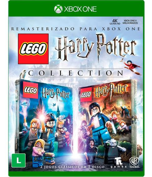 Lego Harry Potter Collection Xbox One Disco Fisico Lacrado