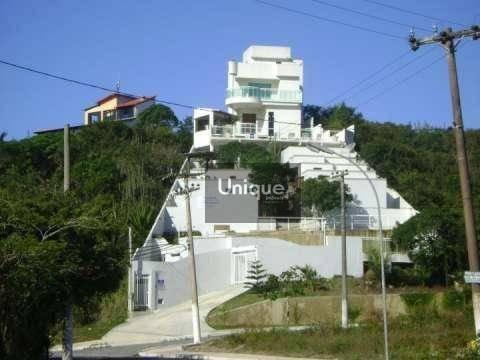 Pousada Com 8 Dormitórios À Venda, 790 M² Por R$ 1.437.000,00 - Ogiva - Cabo Frio/rj - Po0036
