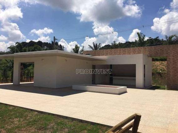 Construa Sua Casa Do Seu Jeito Em Condomínio De Excelente Padrão! - Te9199