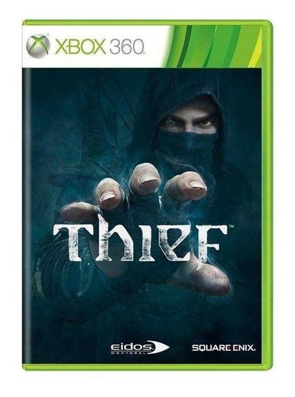 Thief Xbox 360 Mídia Física Pronta Entrega