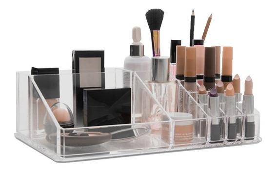 Organizador Cosmeticos Maquillaje Make Up Colombraro Nro 4