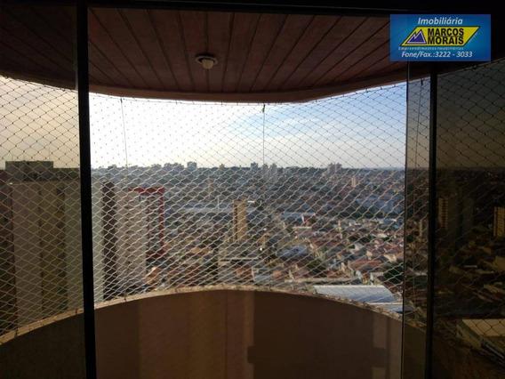 Lindo Apartamento Centro 3 Suites 180m2 - Ap2241