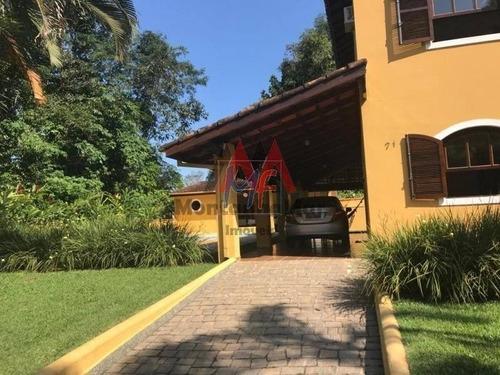 Ref: 12.607 Excelente Sobrado Localizado No Condominio  Park Imperial, Caraguatatuba, Com 4 Dorms Sendo 3 Suítes, Piscina , Area Lazer. - 12607