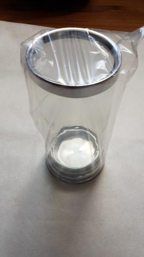 Imagem 1 de 6 de Copo Castiçal Para Velas Voltivas (7dias)