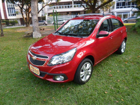 Chevrolet Agile 1.4 Ltz 5p Flex
