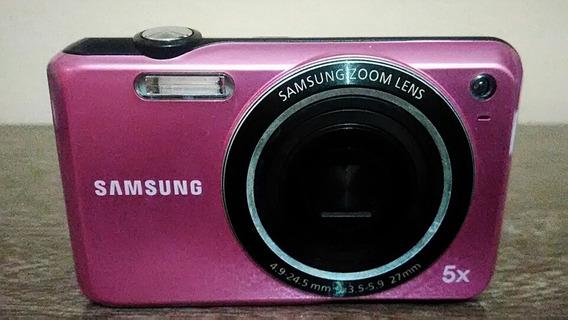 Câmera Fotográfica Samsung Es68 Usada.