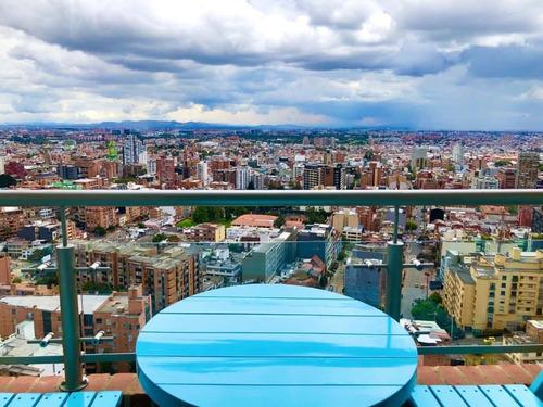 Apartamento Duplex En Venta : Edificio Segal, Chapinero Alto
