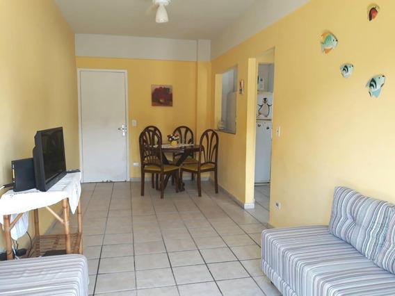 Apartamento Em Enseada, Guarujá/sp De 55m² 1 Quartos À Venda Por R$ 180.000,00 - Ap294297