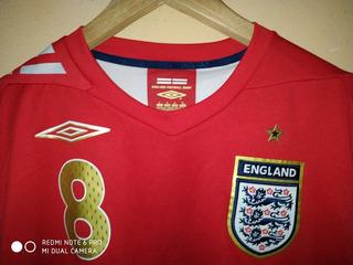 Camiseta Selección Inglaterra Mundial 2006