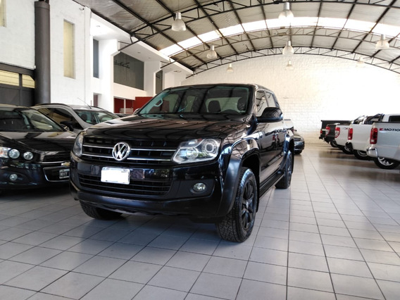 Volkswagen Amarok 2.0 Cd Tdi 4x2 Dark Label At Sens