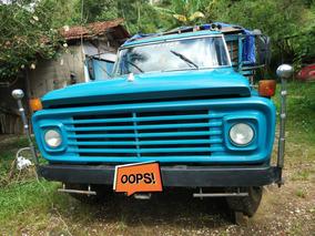 Caminhão Carroceria Ford F750 , , Ford Outros Modelos