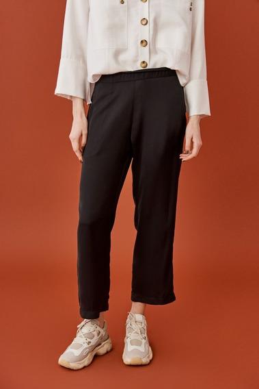 Pantalon Mishka Antonina Negro I20
