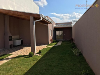 Casa - Bosque Santa Rosa - Itu Sp - Ca0917