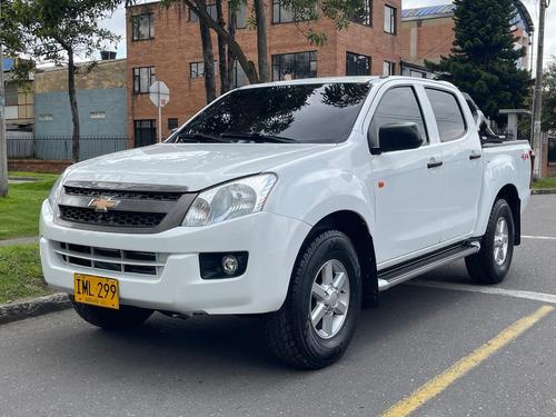 Chevrolet Luv D-max 4x4 2500cc Tdi Mt Aa Ab Abs Dh Fe