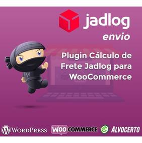 Plugin Cálculo De Frete Jadlog Woocommerce