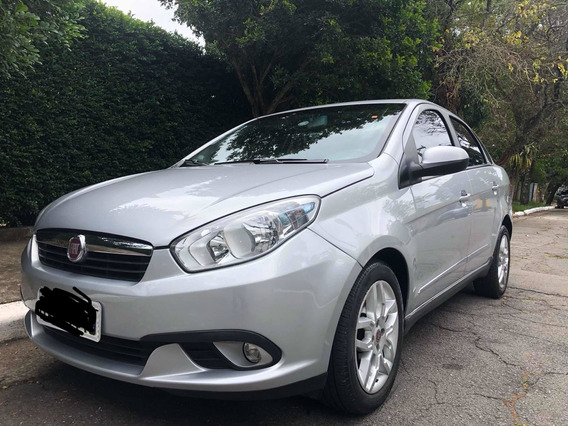 Fiat Grand Siena 1.6 16v Essence Flex Dualogic 4p 2015